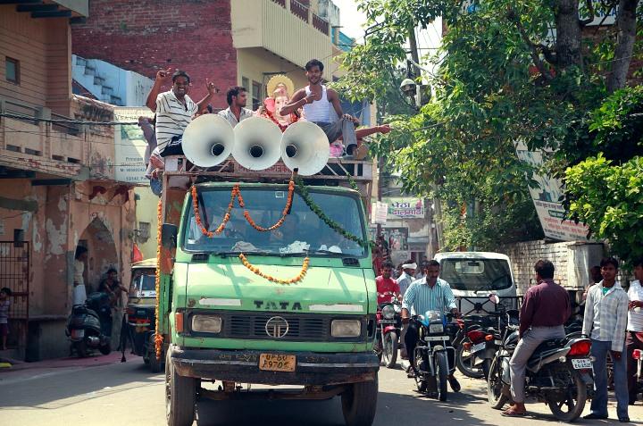 Celebrating Ganesh Day